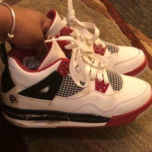Retro Jordan's size 4.5y